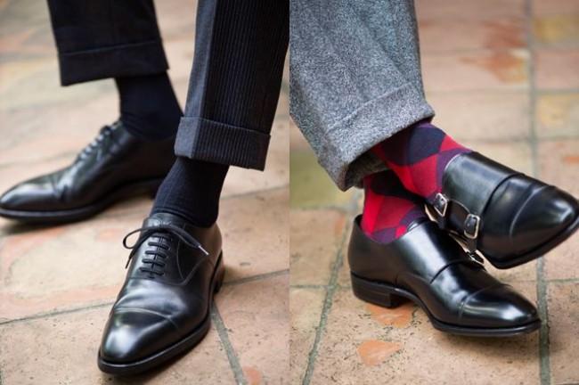 barbati sosete pantofi