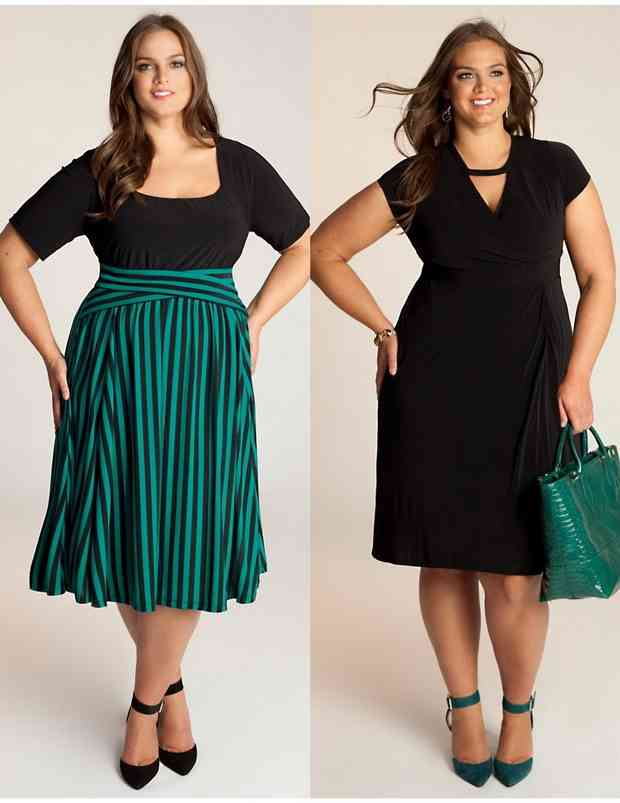 Интересные Модели Одежды Для Полных Женщин Фото