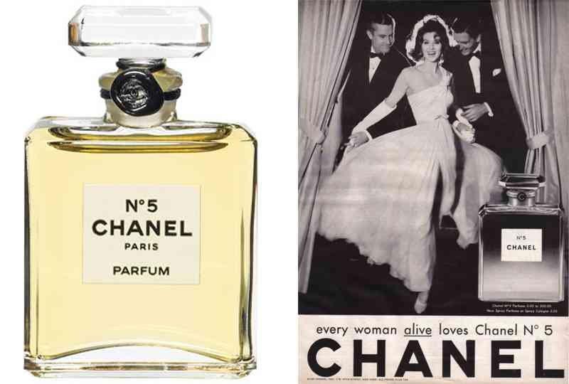 parfum chanel no5