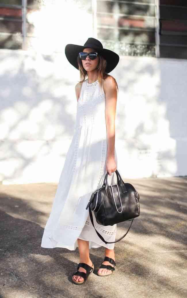 rochie monocromatica