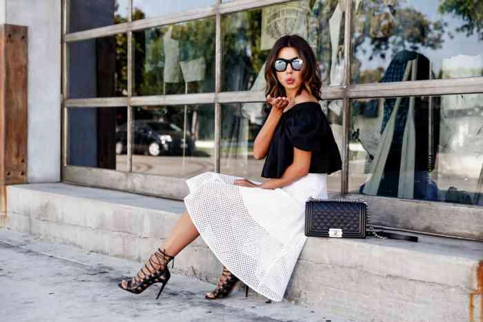 inspira te din stilul frumoasei bloggerite Annabelle Fleur