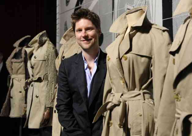 Christopher Bailey designer