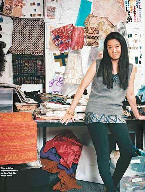 Vera Wang designer
