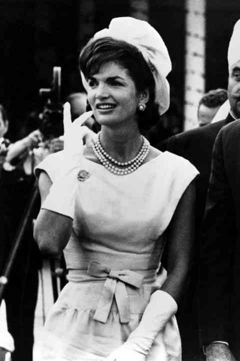 Jacqueline Kennedy biografie