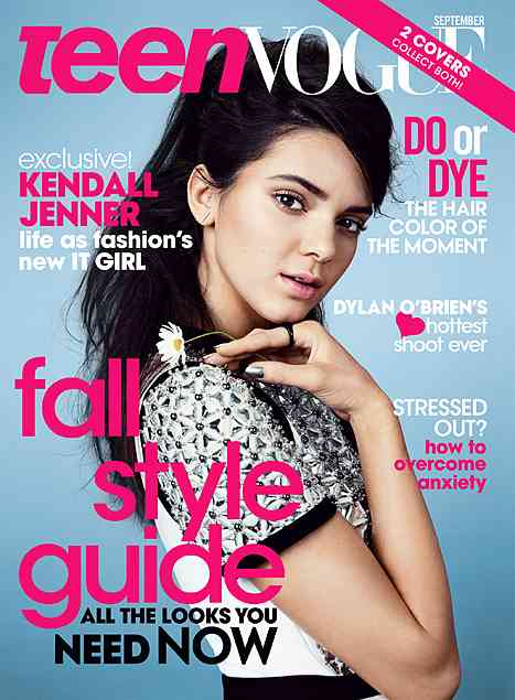 Kendall Jenner revista