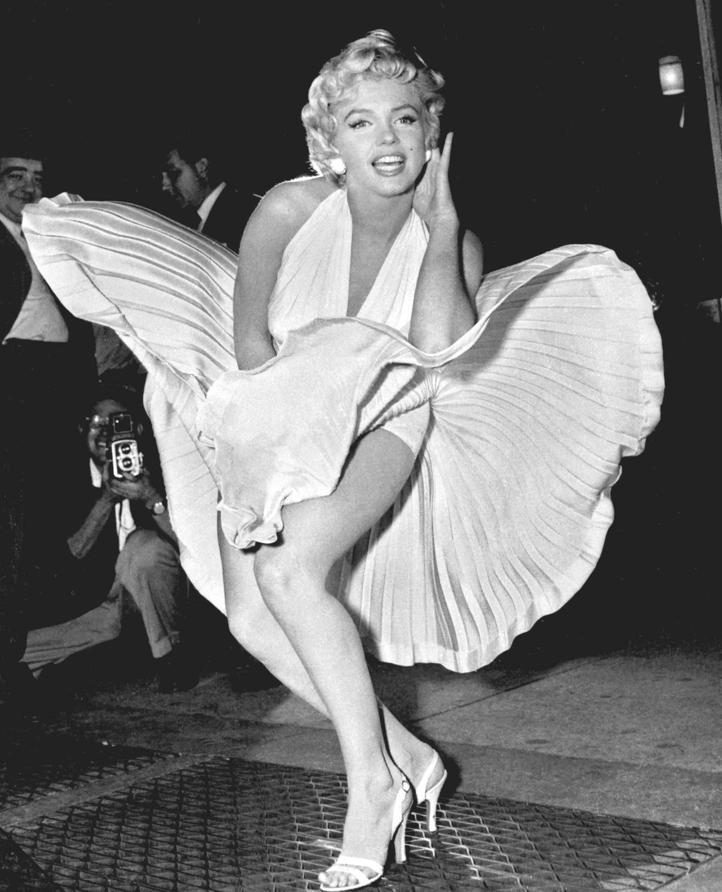 Marilyn Monroe actrita