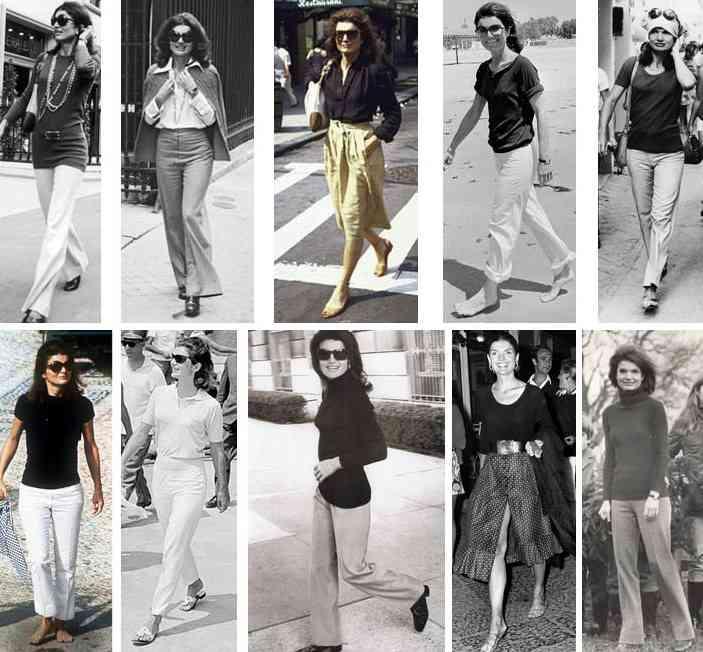 stil Jacqueline Kennedy
