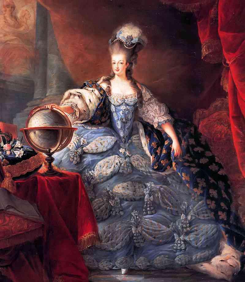 Marie-Antoinette muza