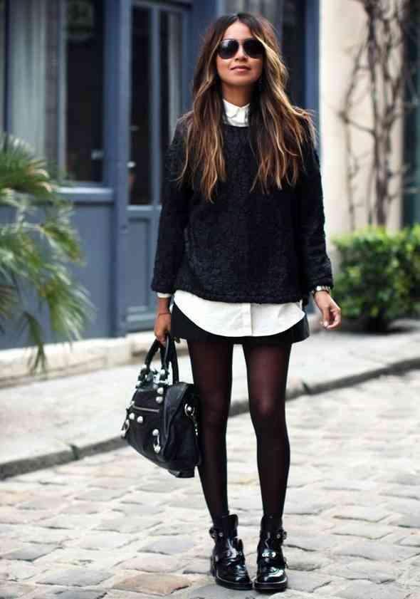 alb si negru