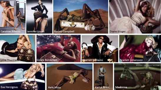 Louis Vuitton colaborari