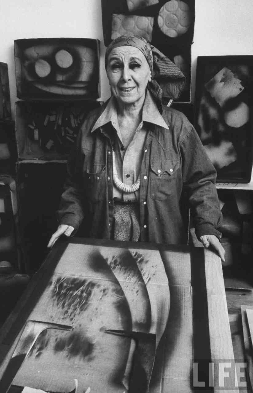 Louise Nevelson biografie
