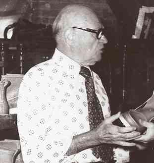 Nathan Swartz, fondatorul brandului Timberland