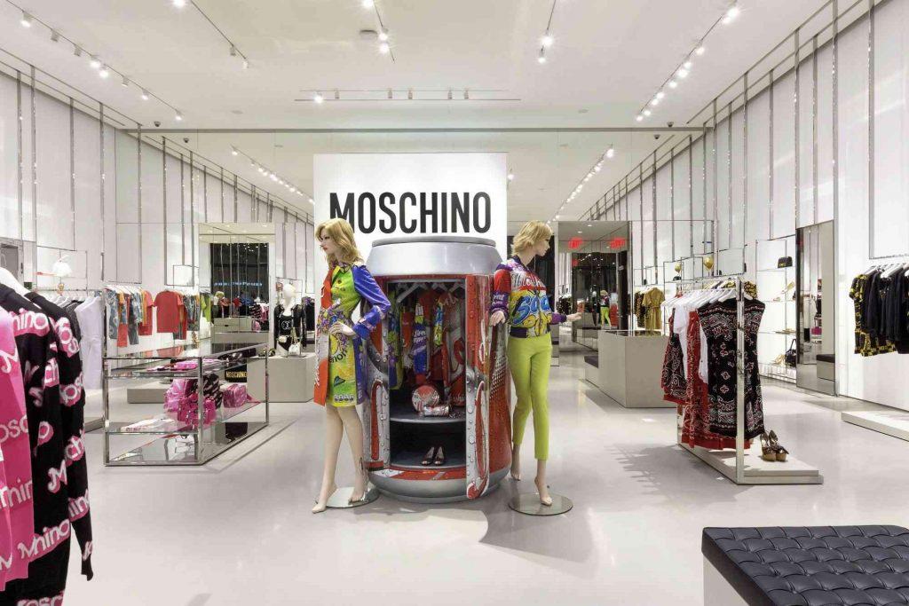 moschino magazin