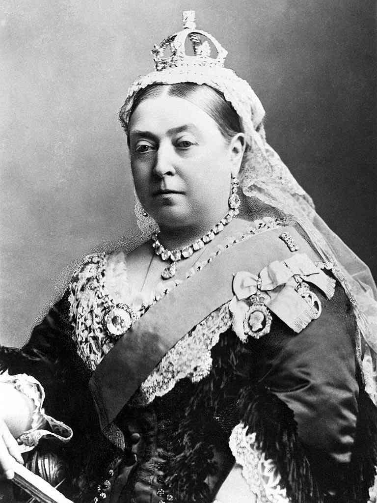regina victoria biografie
