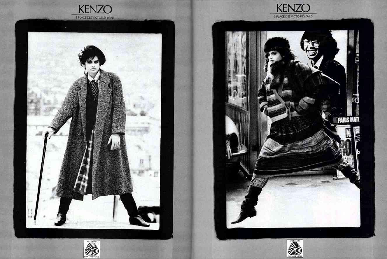 Kenzo brand