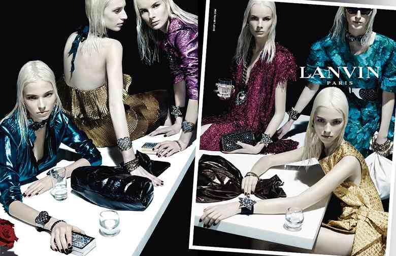 Steven Meisel campanii moda