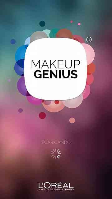 aplicatii frumusete-LOreal-Makeup-Genius