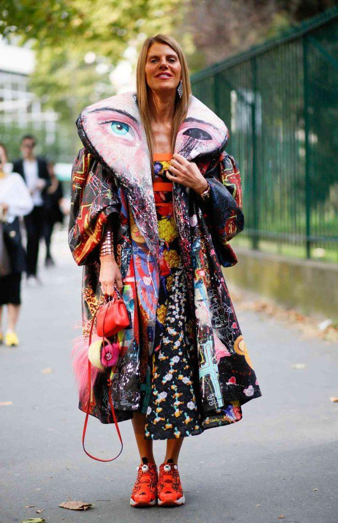 Anna Dello Russo moda