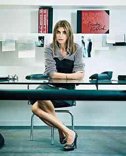 Carine Roitfeld moda vogue