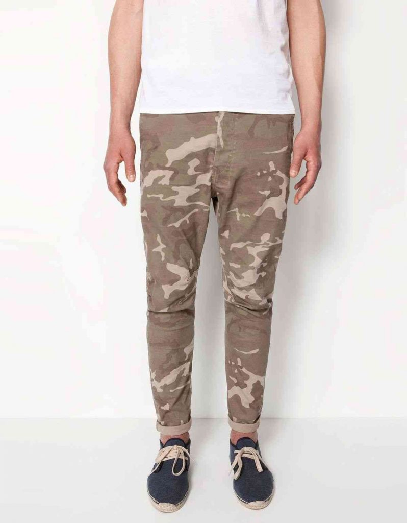 pantaloni camuflaj 2016