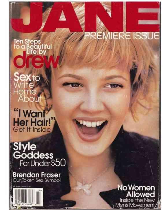 Jane, Drew Barrymore, 1997