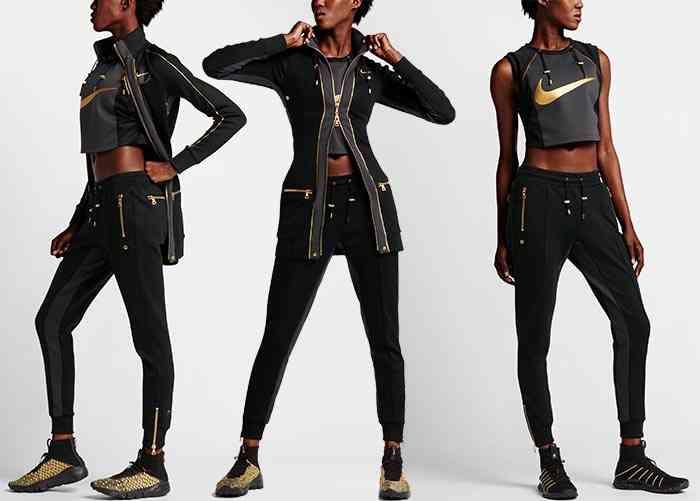 NikeLab x Olivier Rousteing colectie