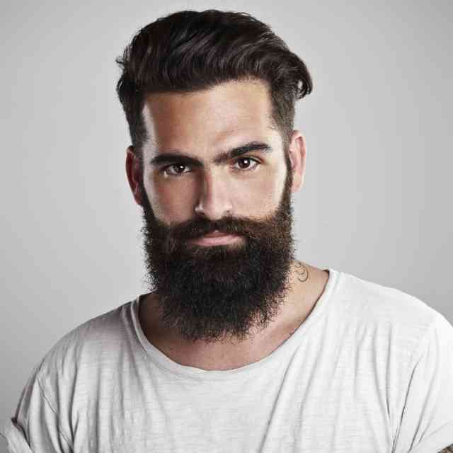 barbati cu barba