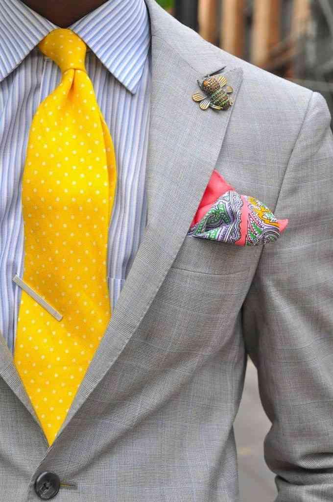 camasa dungi+cravata galbena