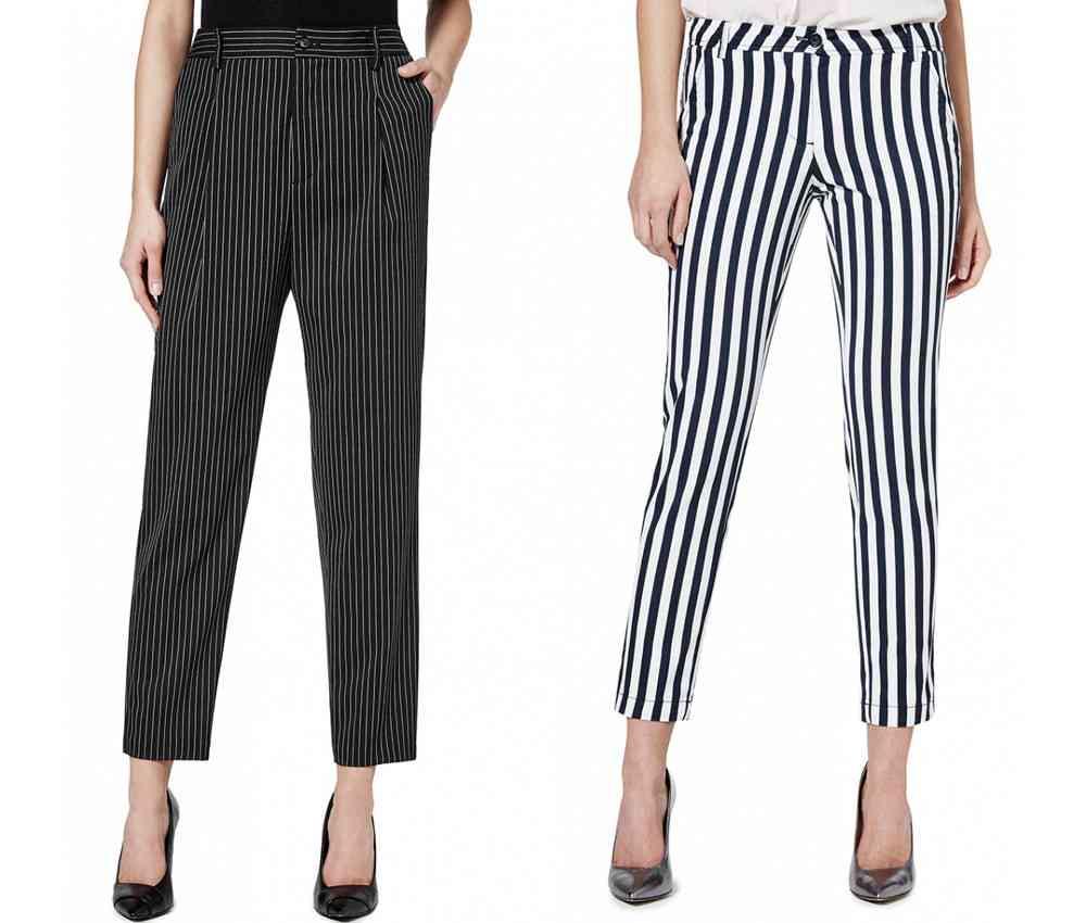 pantaloni la moda