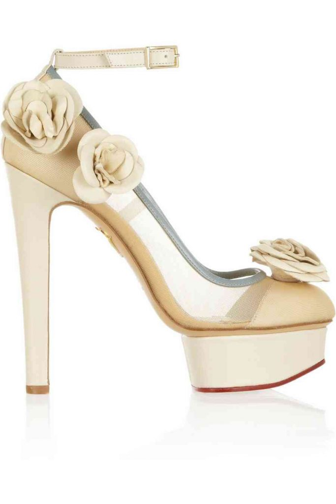 pantofi charlotte olympia