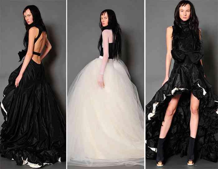 rochii de mireasa  Vera Wang toamna 2016
