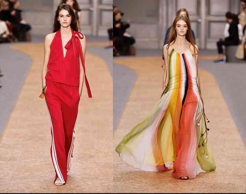 rochii lungi colorate