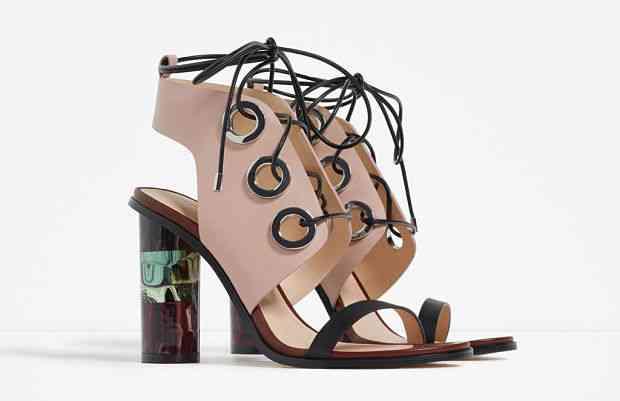 sandale clonate originale zara