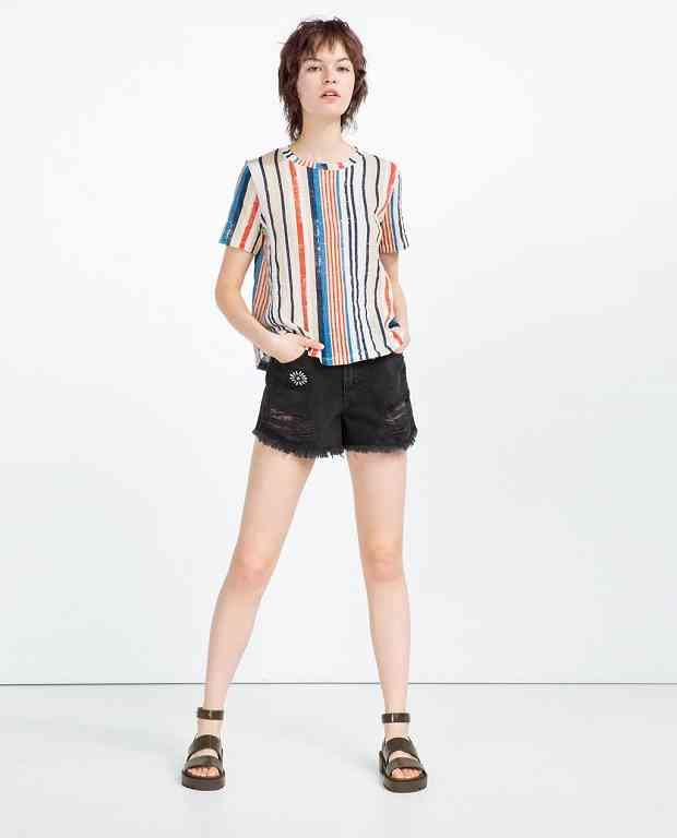 tricou dungi verticale