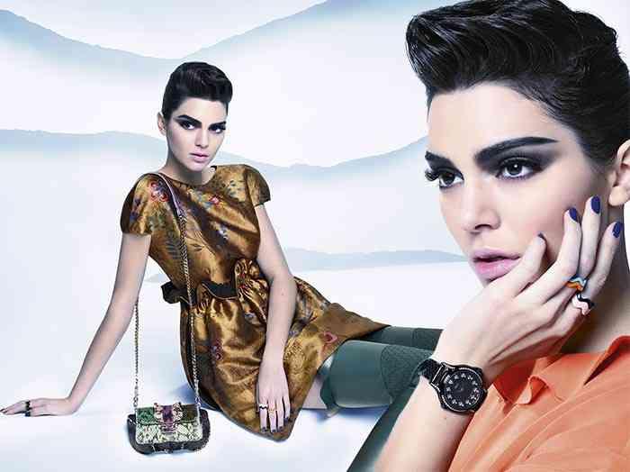 Kendall Jenner moda