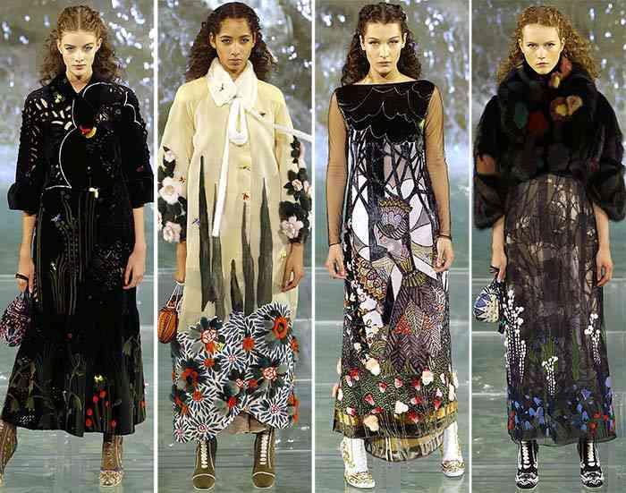 colectia Fendi couture toamna 2016