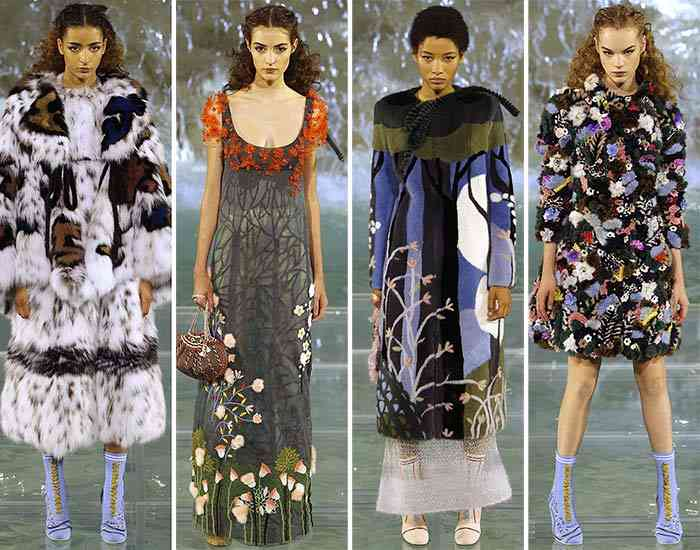 colectia Fendi couture - toamna 2016