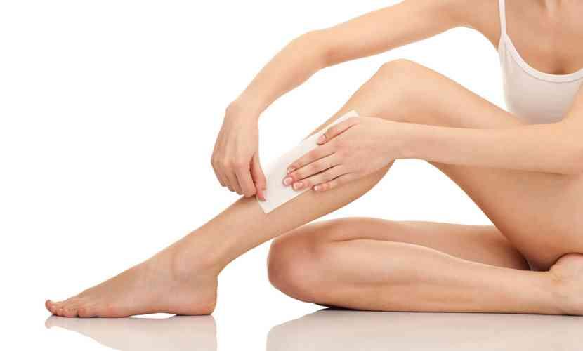 epilare picioare