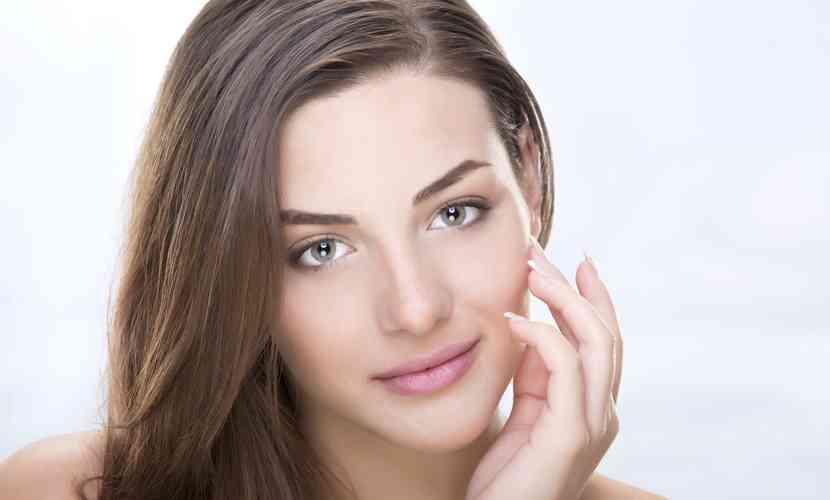 machiaj piele acneica