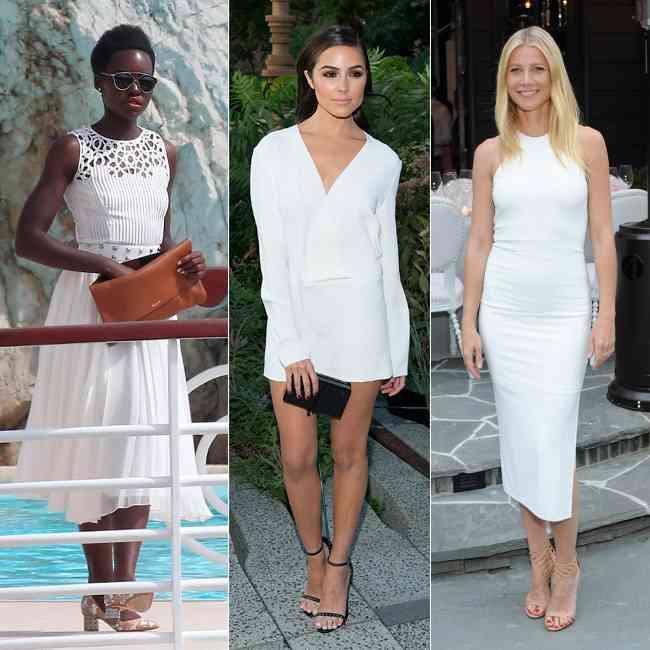 rochii albe
