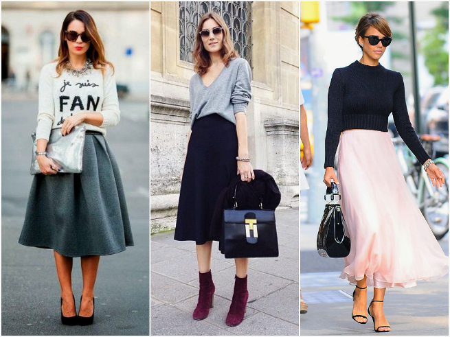 fuste moda 2016