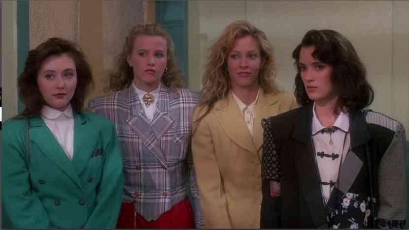 vestimentatie anii 80
