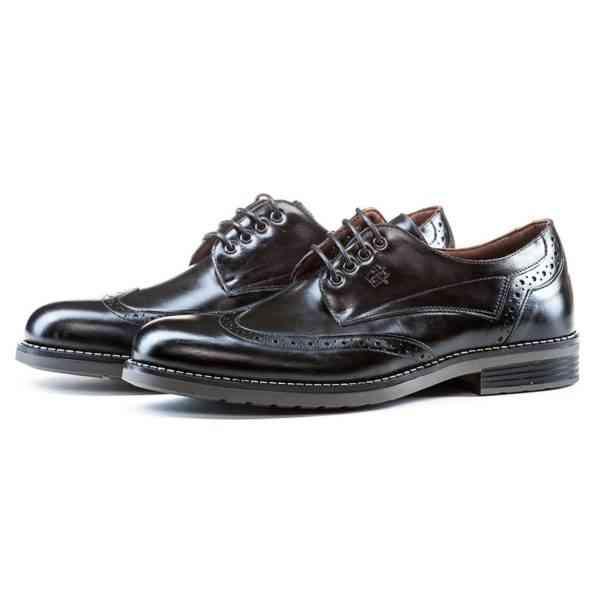 pantofi-blucher-negri