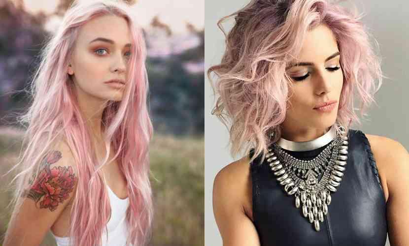 Vopsirea Părului în Culori îndrăznețe Este în Tendință Fashion365
