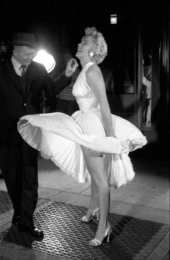 MARILYN MONROE (1955)