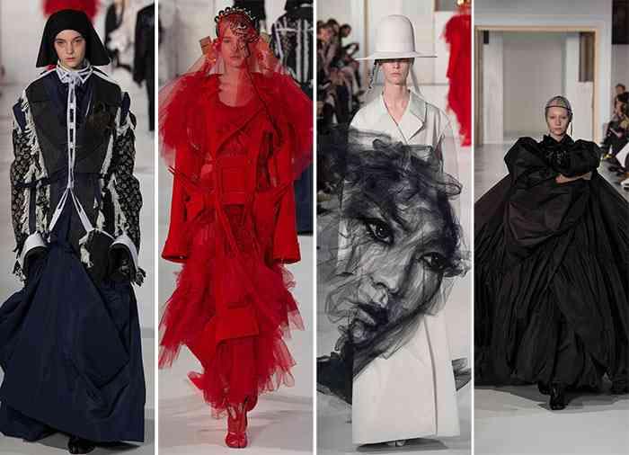 Maison Margiela 2017 moda