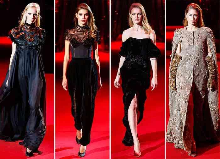moda Ulyana Sergeenko