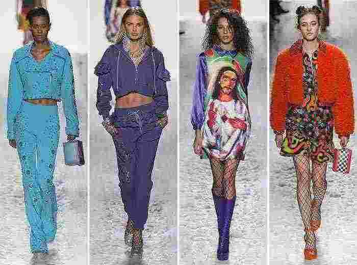 Jeremy Scott moda 2017