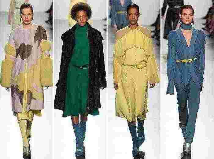 tendinte moda Prabal Gurung