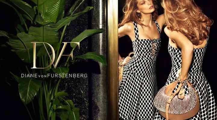 Diane von Furstenberg- Colecția Primăvară/Vară 2014
